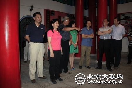 各区文联 房山 最新动态       6月25日,西城区文联常务副主席杨海森